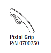 Knight Pistol Grip for Bucket Fill Hoses