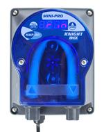 Knight Mini-Pro rinse pump, digital push button setting, .1 to .6 oz/min 20-240 VAC