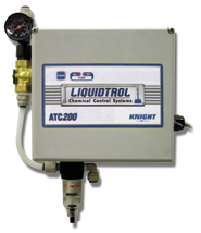 Knight Liquidtrol ATC-200 Air pump control with cycle timer, air solenoid, ...(115/208/230 VAC) 50/60 Hz