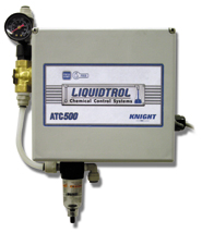 Knight Liquidtrol ATC-500 Air pump control with limit timer, air solenoid, regulator, filter, gauge (115/208/230 VAC) 50/60 Hz