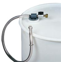 DEMA High Concentration Drum Mount Dispenser with Fixed Adjustment, 1 to 1 Maximum Induction