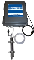DEMA 900-DS4, Concentrated Doorway Compressed Air Foamer System