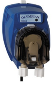 DEMA Olympian Mini Pump, Rinse Application, Dual Voltage, Blue, 110/220 volt