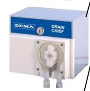 DEMA Drain Chief Pump with Battery Option