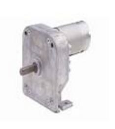 DEMA Gear Motor for Titan and Atlas, Metal, 105 RPM, 24 VDC