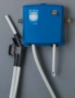DEMA 1 GPM and 4 GPM Dispenser with Dual 2 Liter Enclosures