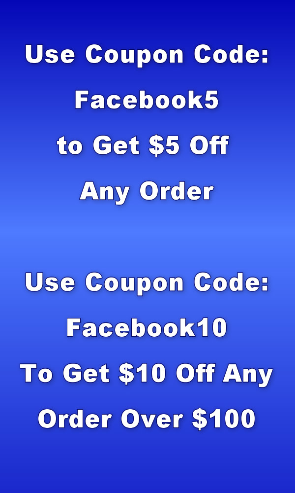 Get $5 off of any order