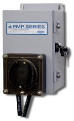 Knight Industrial Peristaltic Metering Pump - AC Fixed Speed, TUBE: T-50E, MAX PSI: 30, ML/MIN: 275, OZ/MIN: 9.3, GPH: 4.4