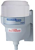 """Knight Power Bowl Ultra Plastic Vacuum Breaker 1/4"""" with Fittings"""